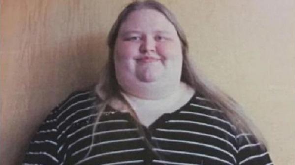 Она разработала свою диету и потеряла 121 кг лишнего веса