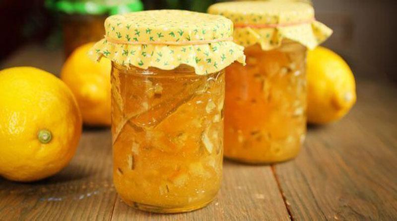 Рецепт вкуснейшего лимонного варенья