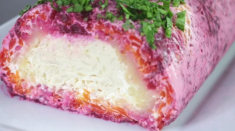 Королевский салат для вашего стола