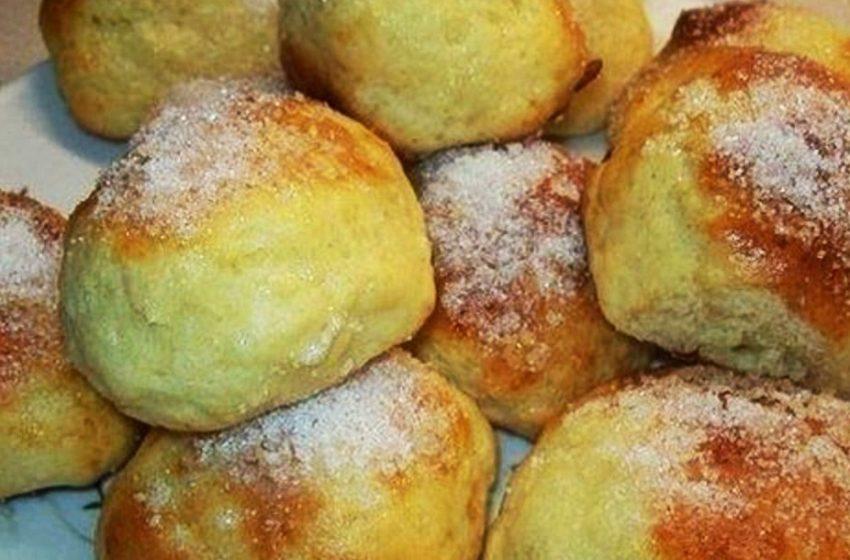 Супер вкусные творожные булочки
