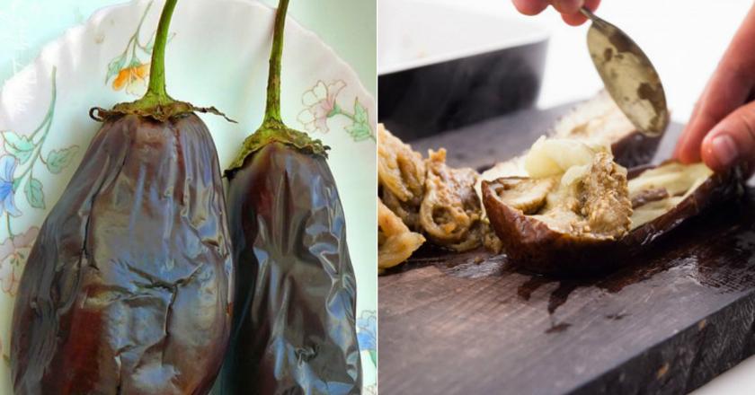 Популярный восточный соус — бабагануш