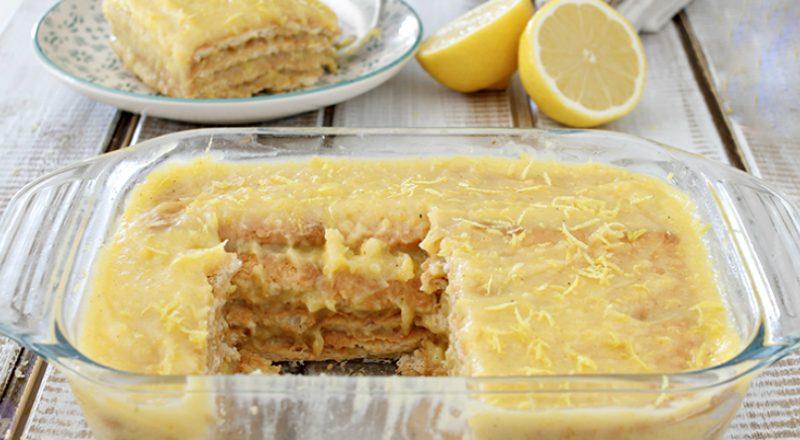 Ленивый тортик без выпечки, который порадует вас своим вкусом