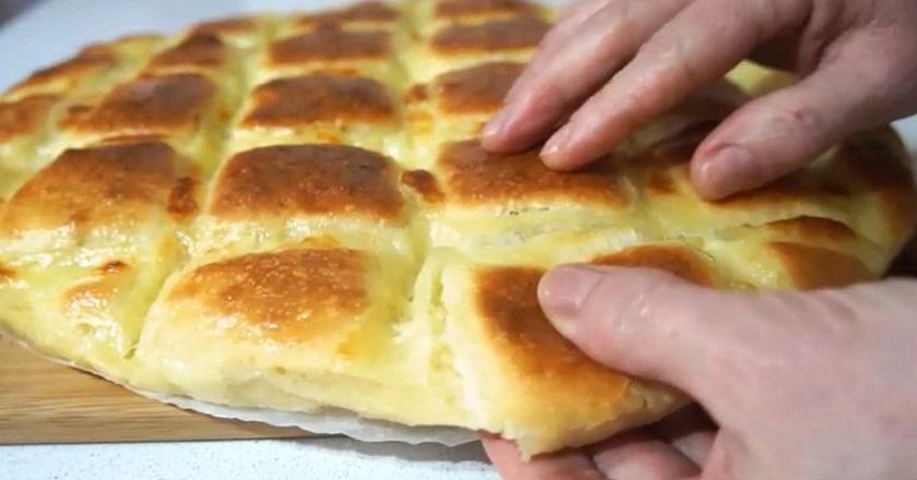 Фокачча с сыром: Простой рецепт вкусной выпечки