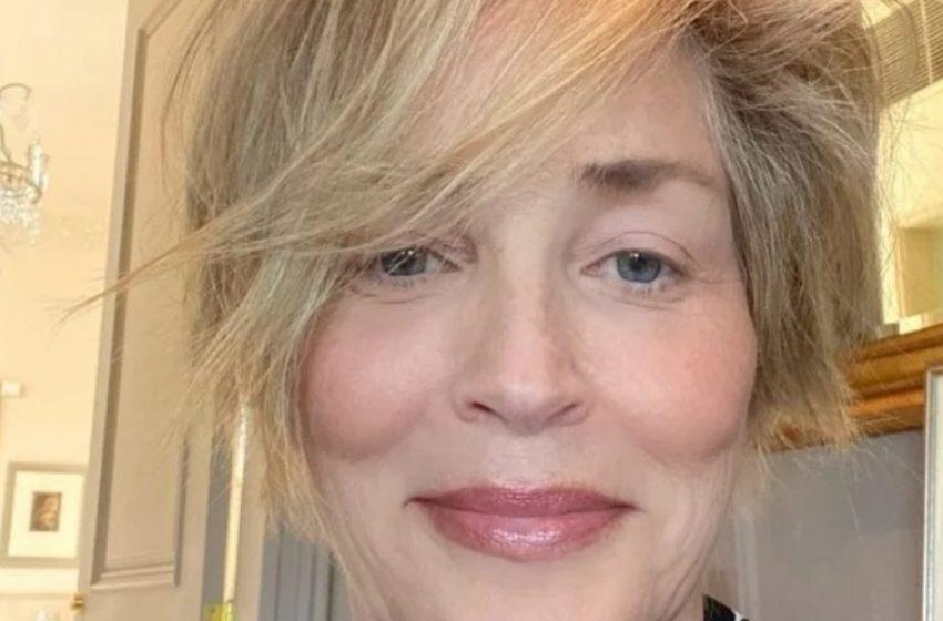 62-летняя Шэрон Стоун рассказала об упражнении, которое она делает каждый день