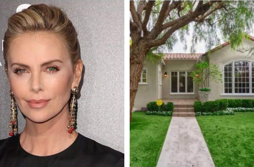 «Шарлиз Терон показала свой скромный дом»: одна из самых высокооплачиваемых актрис Голливуда продаёт свою недвижимость