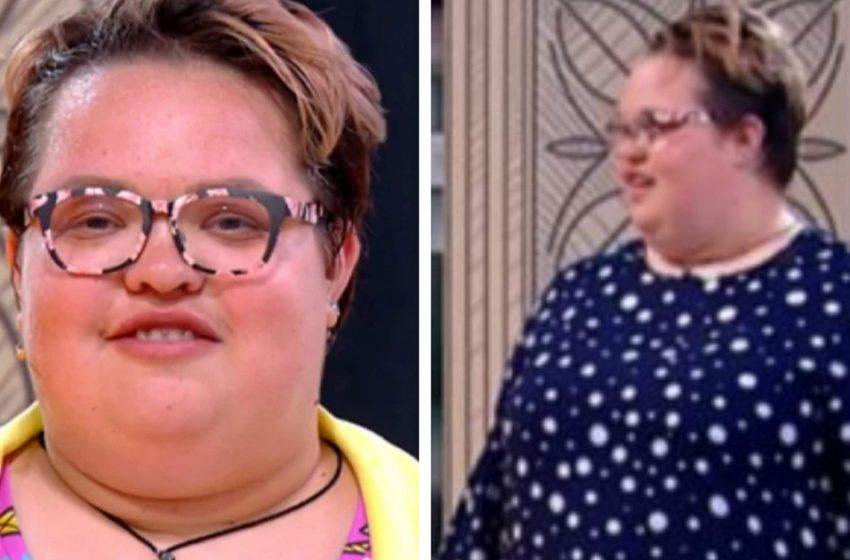 «Пышечку» весом 150 кг преобразили в модную «подтянутую» женщину