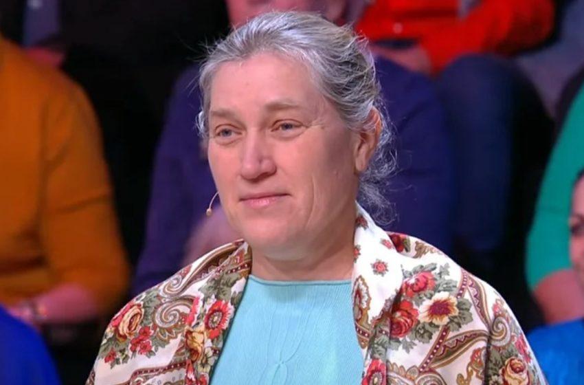 Стилисты «Модного приговора» преобразили 52-летнюю женщину, которая в 50 родила первенца