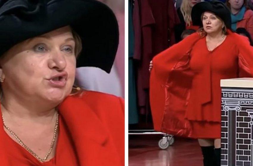«Выглядит статусно»: как в «Модном приговоре» переодели богатую 59-летнюю женщину