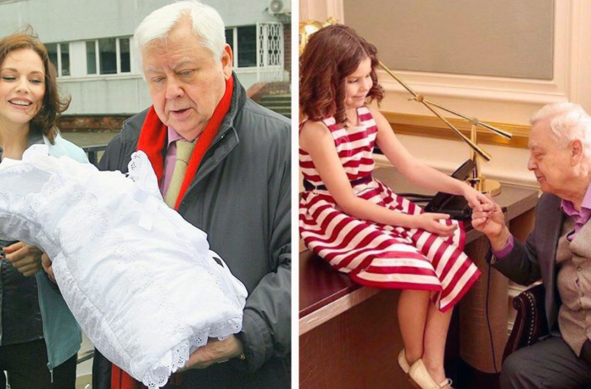 «Папина дочь!»: дочка Олега Табакова, 14 –летняя Мария растет настоящей красавицей
