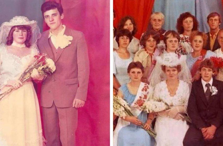 «Свадебная мода»: как выглядели подвенечные наряды 70-80-х годов