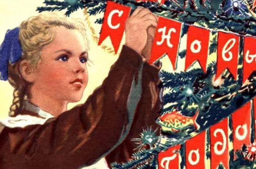 «В СССР ёлки не было!»: интересные факты и новогодние традиции советских граждан