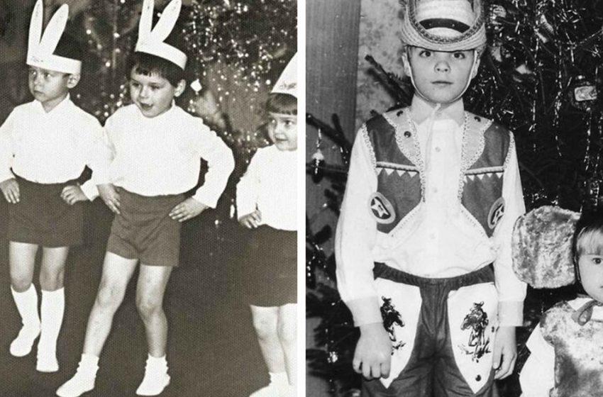 «Снежинки, зайчики и красногвардейцы»: новогодние костюмы СССР