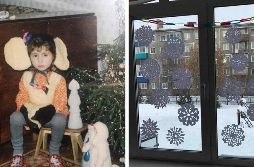 «Как давно это было»: фотографии из прошлого, которые впитали атмосферу Нового Года нашего детства