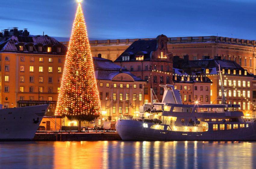 «Главная красавица зимы»: как украшают новогоднюю елку в разных странах мира