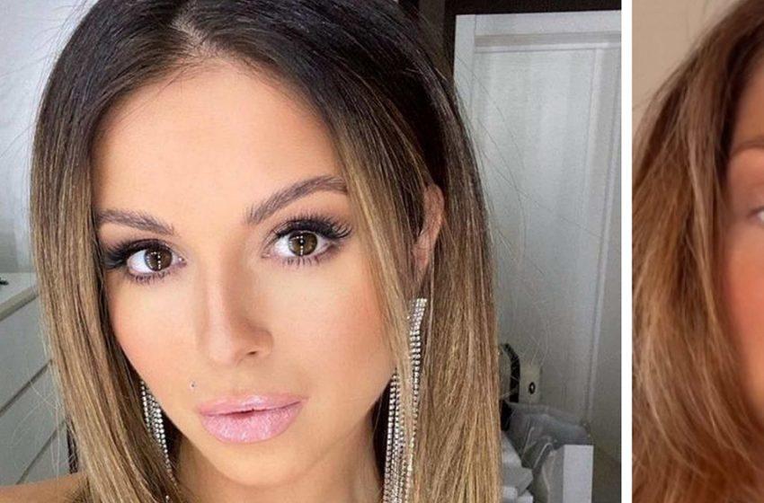 «Найди ресницы»: Нюша появилась на общее обозрение без макияжа