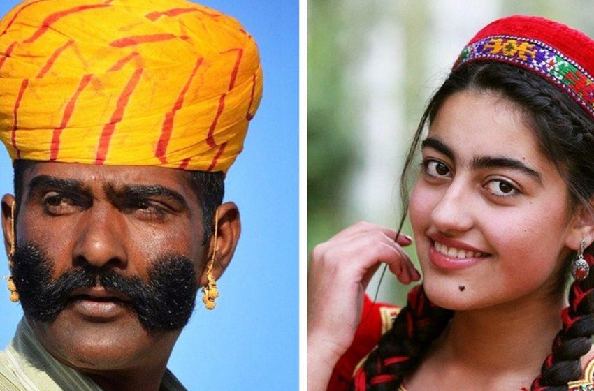 Уникальные снимки людей разных народов