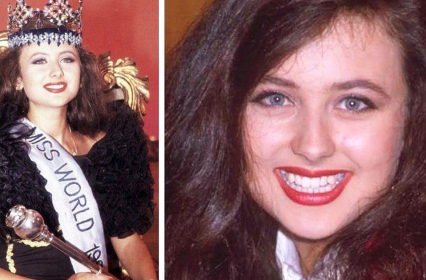 Золушка, ставшая принцессой: как сейчас живет россиянка Юлия Курочкина, завоевавшая титул «Мисс Мира»