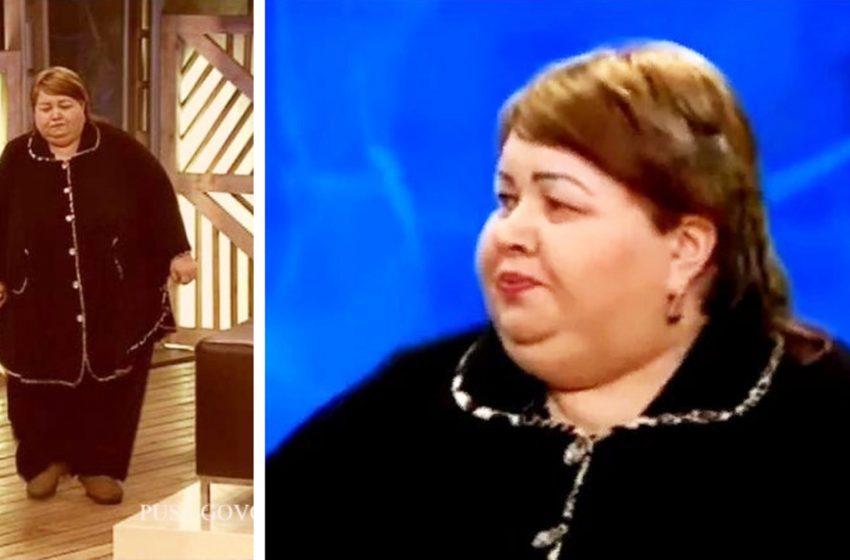 «Похудела на 160 килограмм»: героиню «Пусть говорят» Цветкову не узнать
