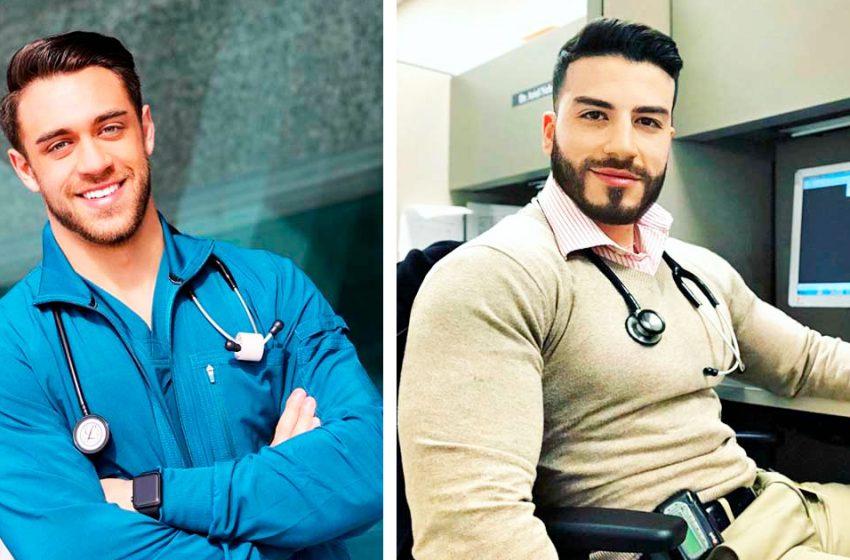 «На прием как на праздник!»: подборка фотографий самых красивых докторов