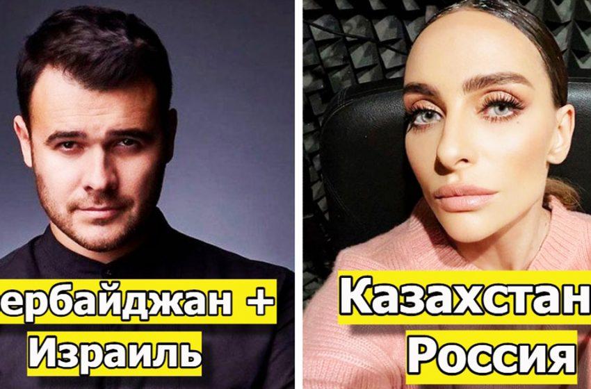 10 ярких звезд российского телевидения с нестандартной внешностью, которая досталась им из-за смешения кровей