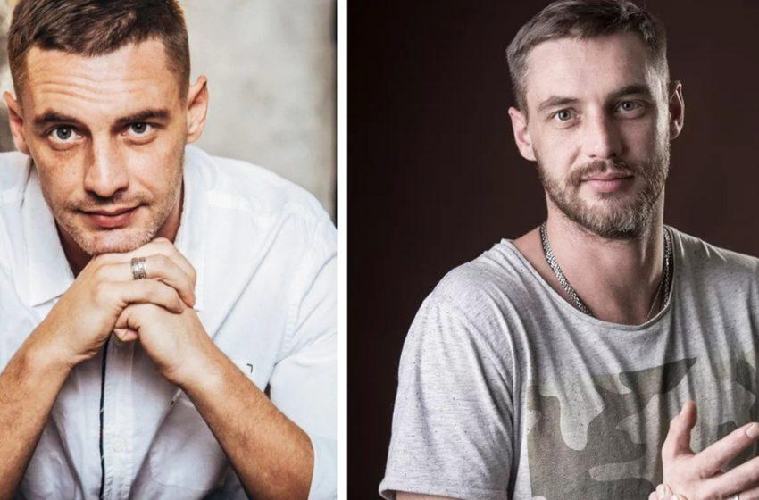 Три брака, молодая избранница и маленький сын: как живет актер Антон Батырев?